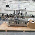 Automatiseret etiketapplikator Vaskemiddel Bodylotion Hair Conditioner Mærkning Maskiner