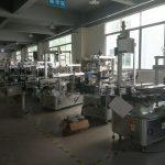 Etikettapplikator til etiketter til drikkevarer, automatisk mærkatmærkatmaskine