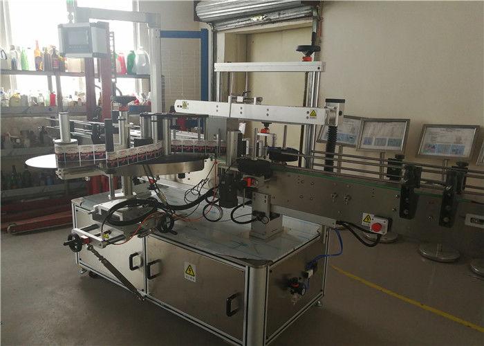 Kina tosidet mærkning maskine med dobbelte sider eller shampoo oval flaske i drikkevareindustrien leverandør