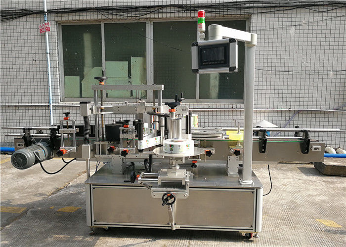 Kina CE automatisk mærkatmærkningsmaskine / trykfølsom mærkning til flaskeleverandør