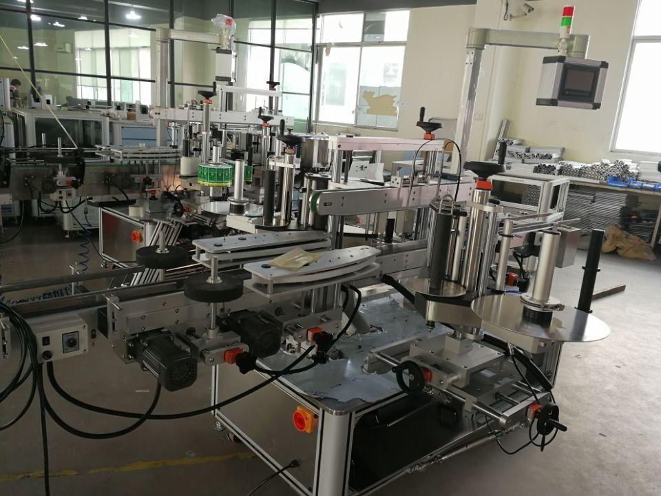 High Speed Dual Corner Seal Mærkningssystem til farmaceutiske kartoner