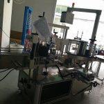 Dobbeltsidet automatisk mærkatmærkningsmaskine med høj nøjagtighed