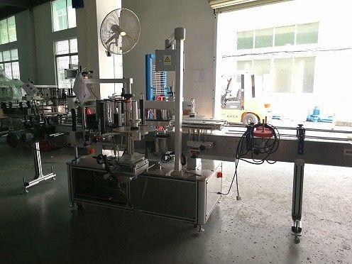 Kina fuldautomatisk selvklæbende etiketapplikatorudstyr med dobbelt side leverandør