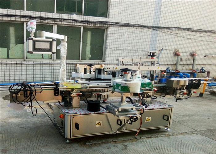 Kina firkantet flaskeetikettapplikator til sekskantet mad / drikke / kosmetisk / farmaceutisk leverandør
