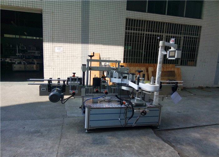 Kina Fuldautomatisk firkantet flaskemærkningsmaskiner 4000-8000 B / H kapacitet leverandør