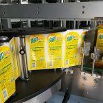 Fuld automatisk maskine til mærkning af klistermærker