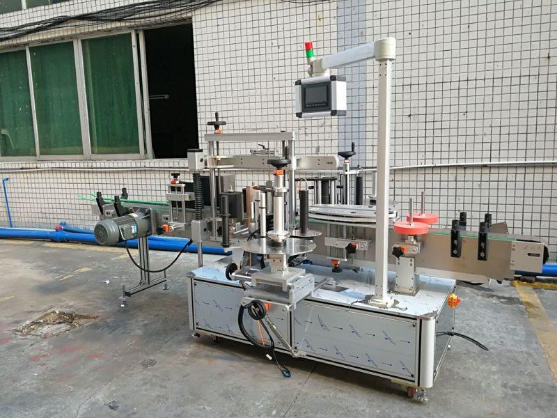 Kina High Speed Wrap Around Labelling Machine For Oval Bottle 220V leverandør