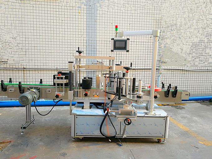 For- og bagtryksfølsom selvklæbende mærkningsmaskine med importeret motor