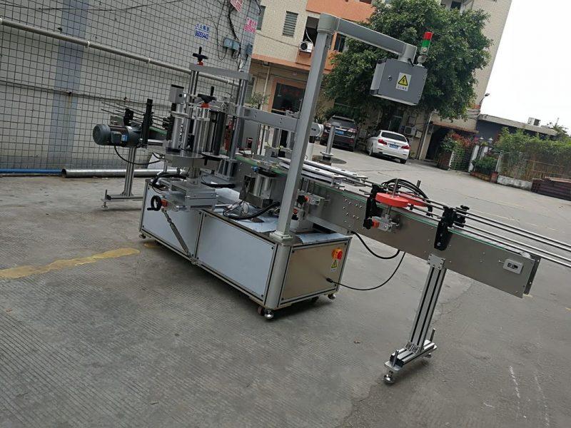 Kina Selvklæbende mærkatmaskine med høj hastighed 200BS / min leverandør
