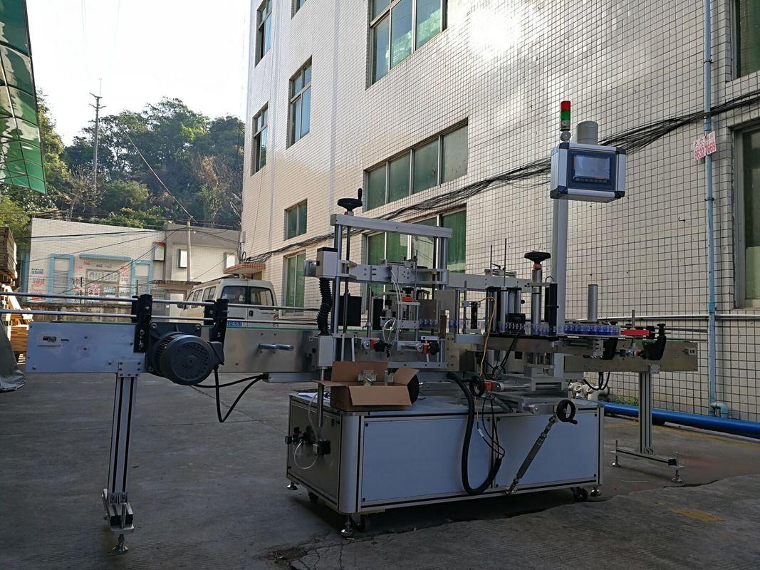 Selvklæbende flademærkningsmaskine på en side med høj nøjagtighed